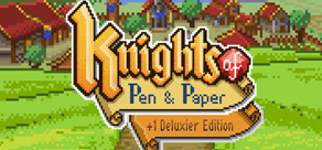 [Cover] Knights of Pen & Paper +1 Deluxier Edition
