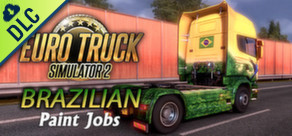 [Cover] Euro Truck Simulator 2 - Brazilian Paint Jobs Pack