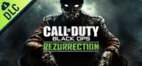 [Cover] Call of Duty: Black Ops Rezurrection (MAC)