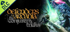 [Cover] Defenders of Ardania: The Conjuror's Tricks