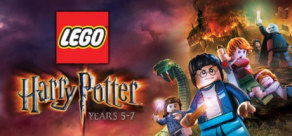 [Cover] LEGO Harry Potter Years 5-7