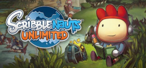 [Cover] Scribblenauts Unlimited