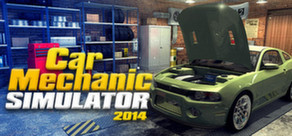 [Cover] Car Mechanic Simulator 2014