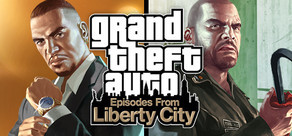 [Cover] Grand Theft Auto: Episodes from Liberty City