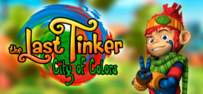 [Cover] The Last Tinker: City of Colors