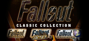 [Cover] Fallout Classic Collection
