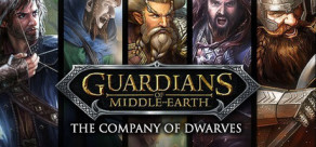 [Cover] Guardians of Middle-earth: The Company of Dwarves