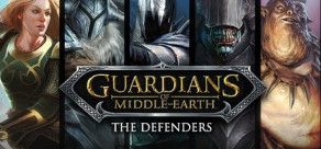 [Cover] Guardians of Middle-earth: The Defenders