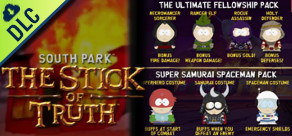 [Cover] South Park: The Stick of Truth - Ultimate Fellowship & Samurai Spaceman Bundle