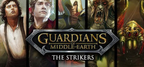 [Cover] Guardians of Middle-earth: The Strikers