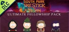 [Cover] South Park: The Stick of Truth - Ultimate Fellowship Pack