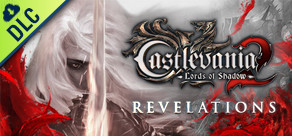 [Cover] Castlevania: Lords of Shadow 2 - Revelations