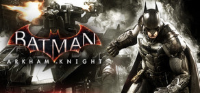 [Cover] Batman: Arkham Knight