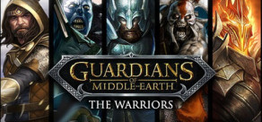 [Cover] Guardians of Middle-earth: The Warriors