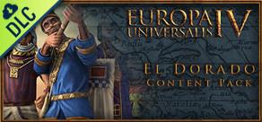 [Cover] Europa Universalis IV: El Dorado Content Pack