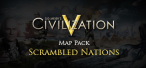[Cover] Sid Meier's Civilization V: Scrambled Nations Map Pack (MAC)