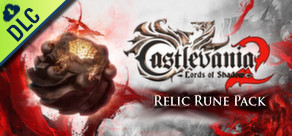 [Cover] Castlevania: Lords of Shadow 2 - Relic Rune Pack