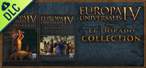 [Cover] Europa Universalis IV: The El Dorado Collection