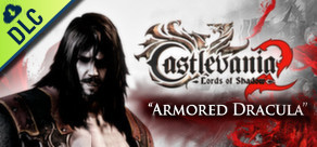 [Cover] Castlevania: Lords of Shadow 2 - Armored Dracula Costume