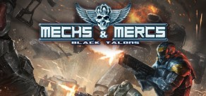 [Cover] Mechs & Mercs: Black Talons