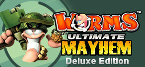 [Cover] Worms Ultimate Mayhem Deluxe Edition