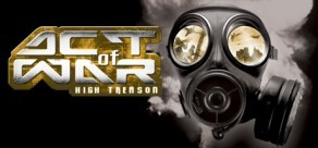 [Cover] Act of War: High Treason