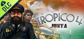 [Cover] Tropico 4: Junta Military