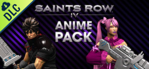 [Cover] Saints Row IV - Anime Pack