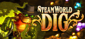 [Cover] SteamWorld Dig