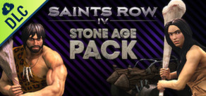 [Cover] Saints Row IV - Stone Age Pack
