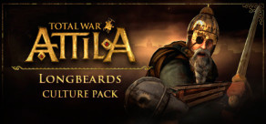 [Cover] Total War: ATTILA – Longbeards Culture Pack