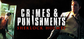 [Cover] Sherlock Holmes: Crimes and Punishments