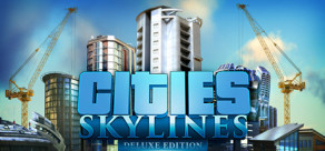 [Cover] Cities: Skylines - Deluxe Edition