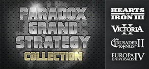 [Cover] Paradox Grand Strategy