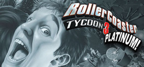 [Cover] RollerCoaster Tycoon 3: Platinum