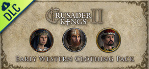 [Cover] Crusader Kings II: Early Western Clothing Pack