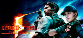 [Cover] Resident Evil 5 - Gold Edition