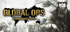 [Cover] Global Ops - Commando Libya