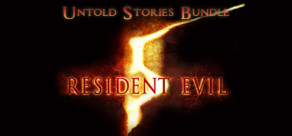 [Cover] Resident Evil 5 - Untold Stories Bundle