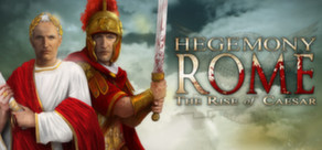 [Cover] Hegemony Rome: The Rise of Caesar