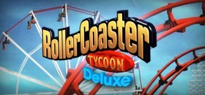 [Cover] RollerCoaster Tycoon Deluxe