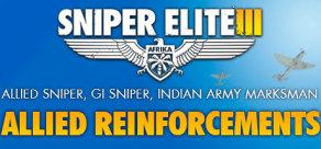 [Cover] Sniper Elite III - Season Pass
