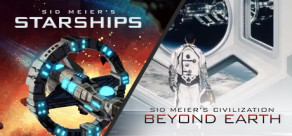 [Cover] Sid Meier's Starships and Sid Meier's Civilization: Beyond Earth