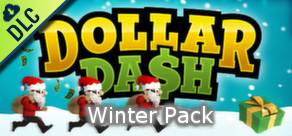 [Cover] Dollar Dash: Winter Pack