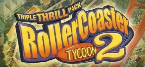 [Cover] RollerCoaster Tycoon 2: Triple Thrill Pack
