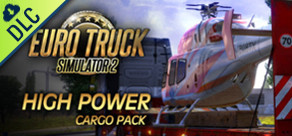 [Cover] Euro Truck Simulator 2 - High Power Cargo Pack
