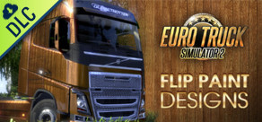 [Cover] Euro Truck Simulator 2 - Flip Paint Designs