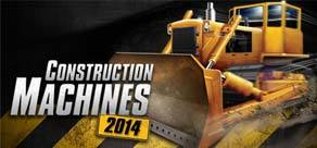 [Cover] Construction Machines 2014