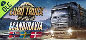 [Cover] Euro Truck Simulator 2 - Scandinavia