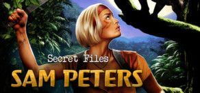 [Cover] Secret Files: Sam Peters